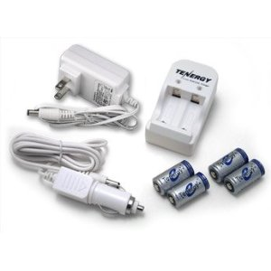 123A Battery charger